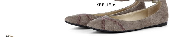Pointed Toe Flats: Shop Keelie