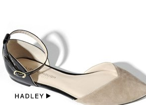 Pointed Toe Flats: Shop Hadley