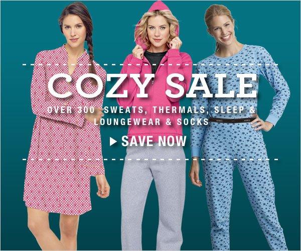 Last Days: Cozy Sale