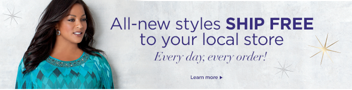 Styles Ship Free to your local store!