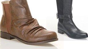 Designer Boots & Booties