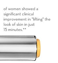 """71% of women showed a significant clinical improvement in """"lifting"""" the look of skin in just 15 minutes.** Beauty Breakthrough! PREVAGE® Anti-aging + Intensive Repair Daily Serum  $225. SHOP NOW."""