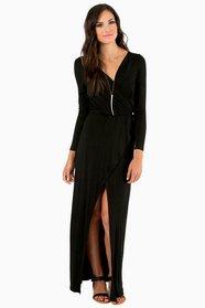 Mimi Maxi Wrap Dress 39
