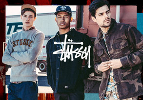 Shop All New: STUSSY Apparel & More