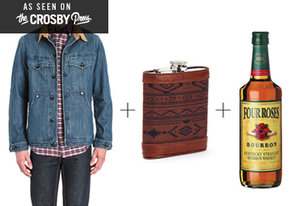 Shop It's Flasking Season: 7 Jackets To Stash Whatever You're Sipping This Fall