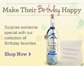 Fulfill Birthday Wishes Make their day truly original with our collection of Birthday favorites. Shop Now