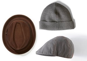 Hats Off: Fedoras, Beanies & More