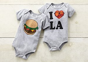 Suit Up: Bodysuits for Baby