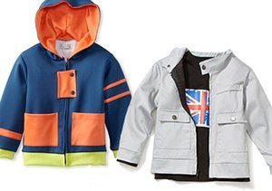 Perfect Layers: Boys' Hoodies & Jackets