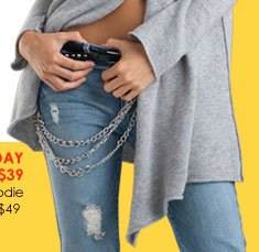 One Day Sale - Up to 55% OFF Tops & Sweaters!
