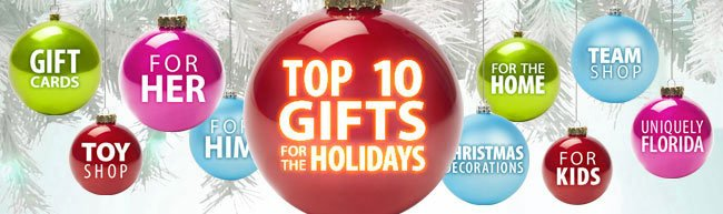 Shop our 2013 Holiday Gift Guide