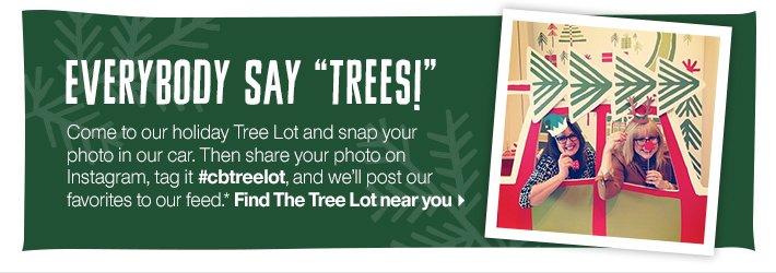 Everybody say 'Trees!'