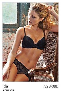 Ida lingerie set