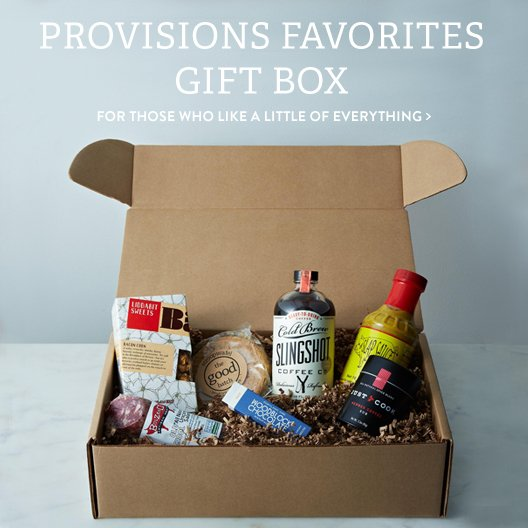 Provisions Gift Box