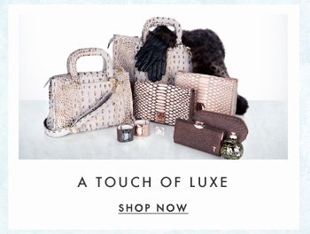 A Touch of Luxe
