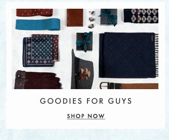 Goodies for Guys