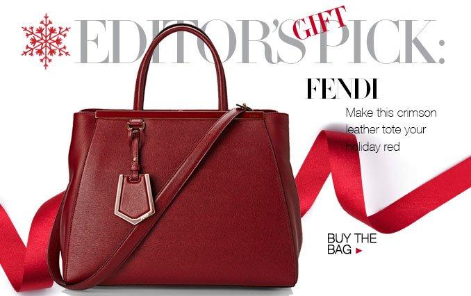 Shop Editor's Pick: Fendi Bag