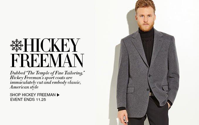 Shop Hickey Freeman