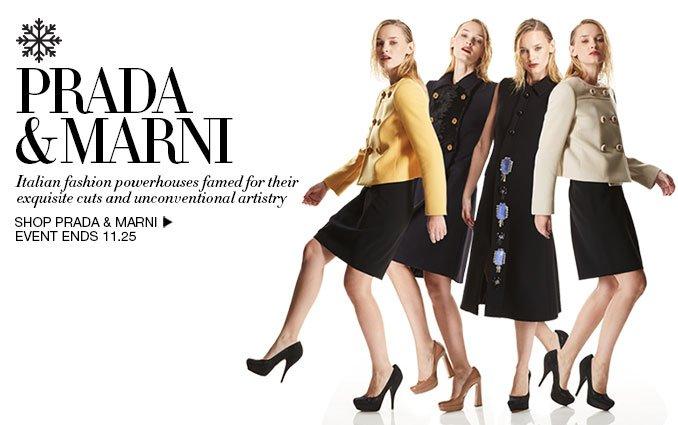 Shop Prada/Marni