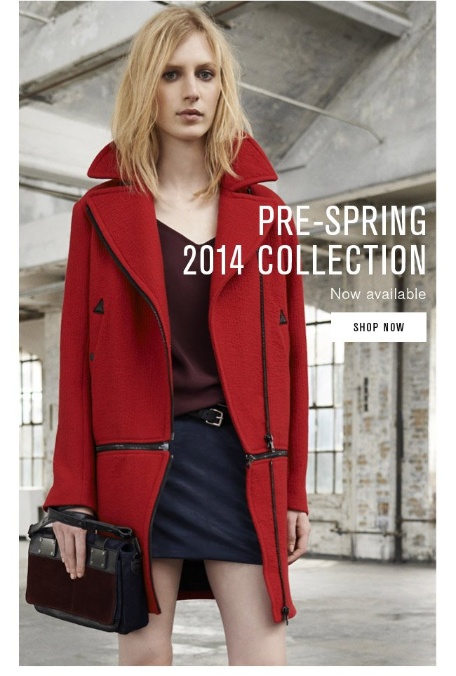Pre-Spring Collection