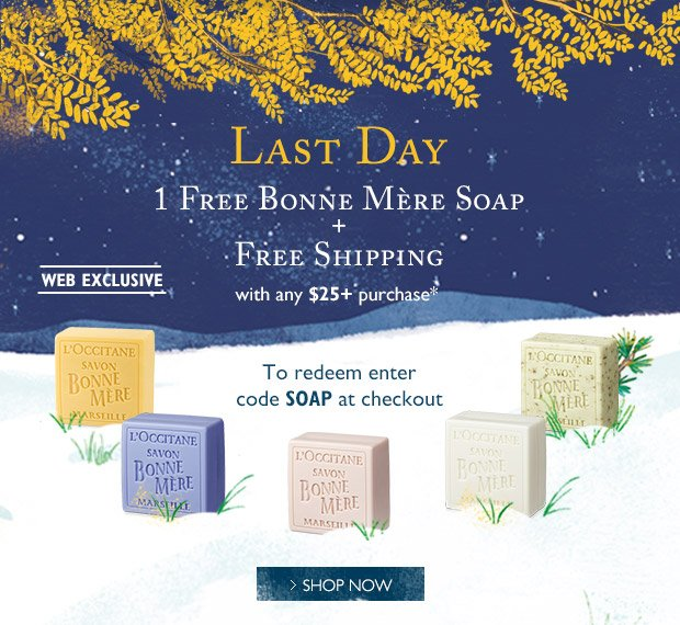 Last Day Soap