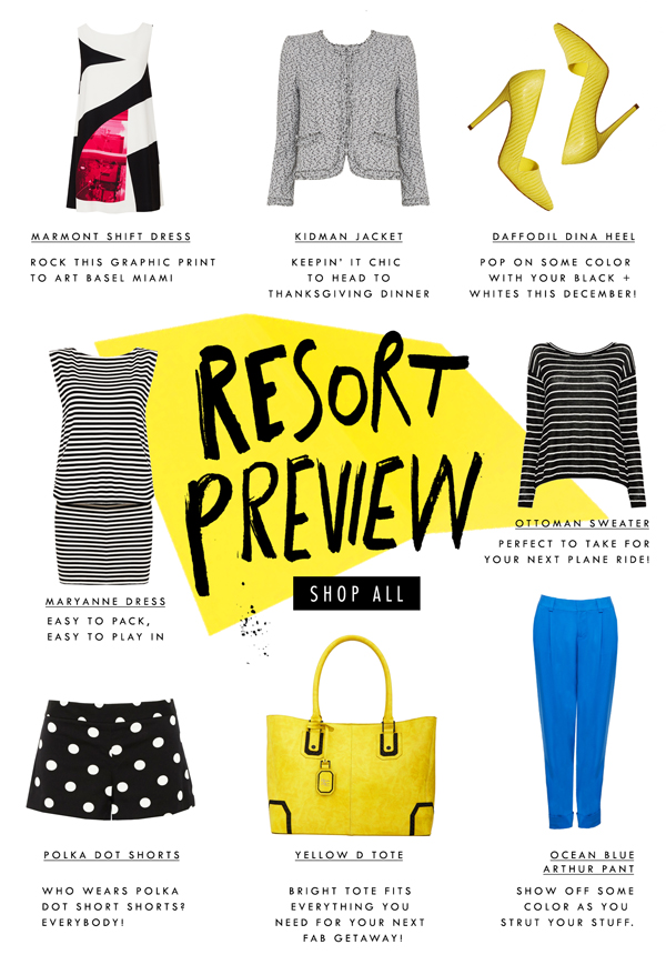 Resort Preview