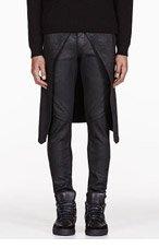 GARETH PUGH BLACK SAM Jeans for men
