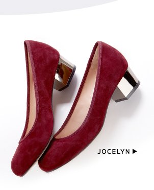 Color Crush Red: Jocelyn