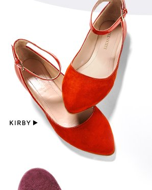 Color Crush Red: Kirby