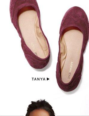 Color Crush Red: Tanya