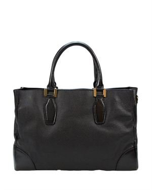 Mod'Arte Genuine Leather Tote Bag- Made in Italy
