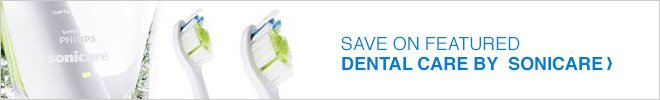 Save on Featured Dental Care by  Sonicare