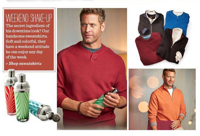 Shop sweatshirts