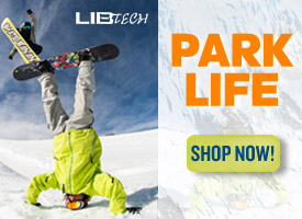 Park Life: New Snow Gear