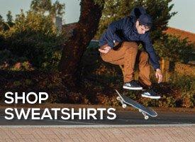 New Sweatshirts: Layer It On!