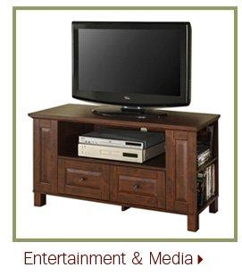 Entertainment & media.