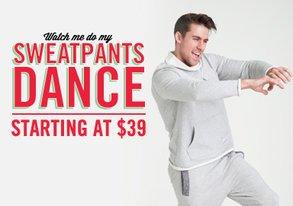 Shop Sweatpants Dance: Starting at $39