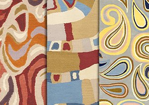 Contemporary One-of-a-Kind Rugs