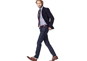Business Casual: Jeans & Sportcoats