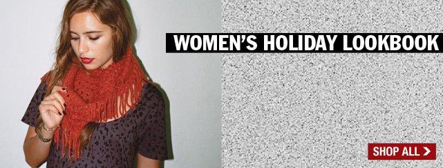 Womens Holiday Lookbook!