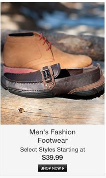 Men's Fashion Footwear
