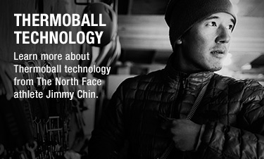 THERMOBALL TECHNOLOGY - Learn more about Thermoball technology from The North Face athlete Jimmy Chin.