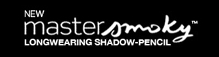 NEW Master Smoky™ longwearing shadow-pencil
