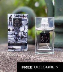 Mens Free Cologne