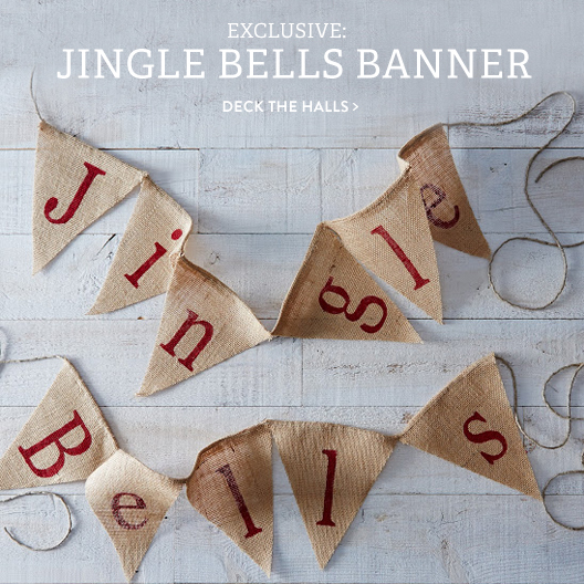 Jingle Bells Banner