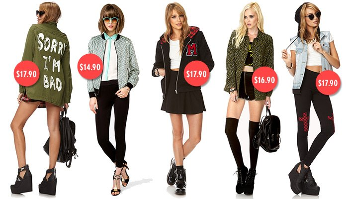 Deal Day 4: Up To 50% Off Coats & Jackets…Yes!
