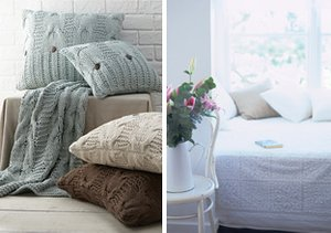 Eat & Sleep: Shabby Chic Bedding