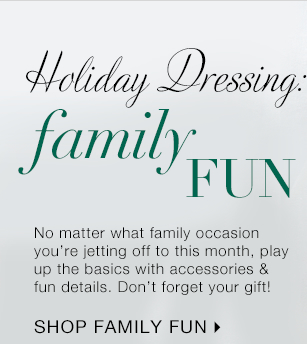 Find the Perfect Outfits for Family Fun this Season!
