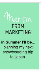 Martin From Marketing