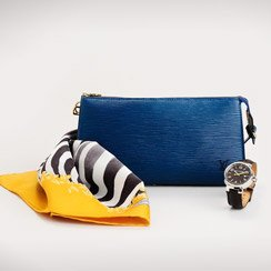 Designer Accessories by Fendi, Hermes, Dolce & Gabanna & Many More